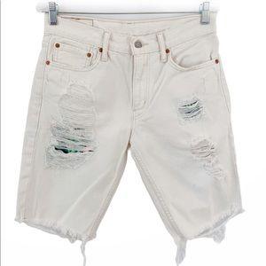 Levi's 36555-0249 Mens 511 Slim Fit Shorts